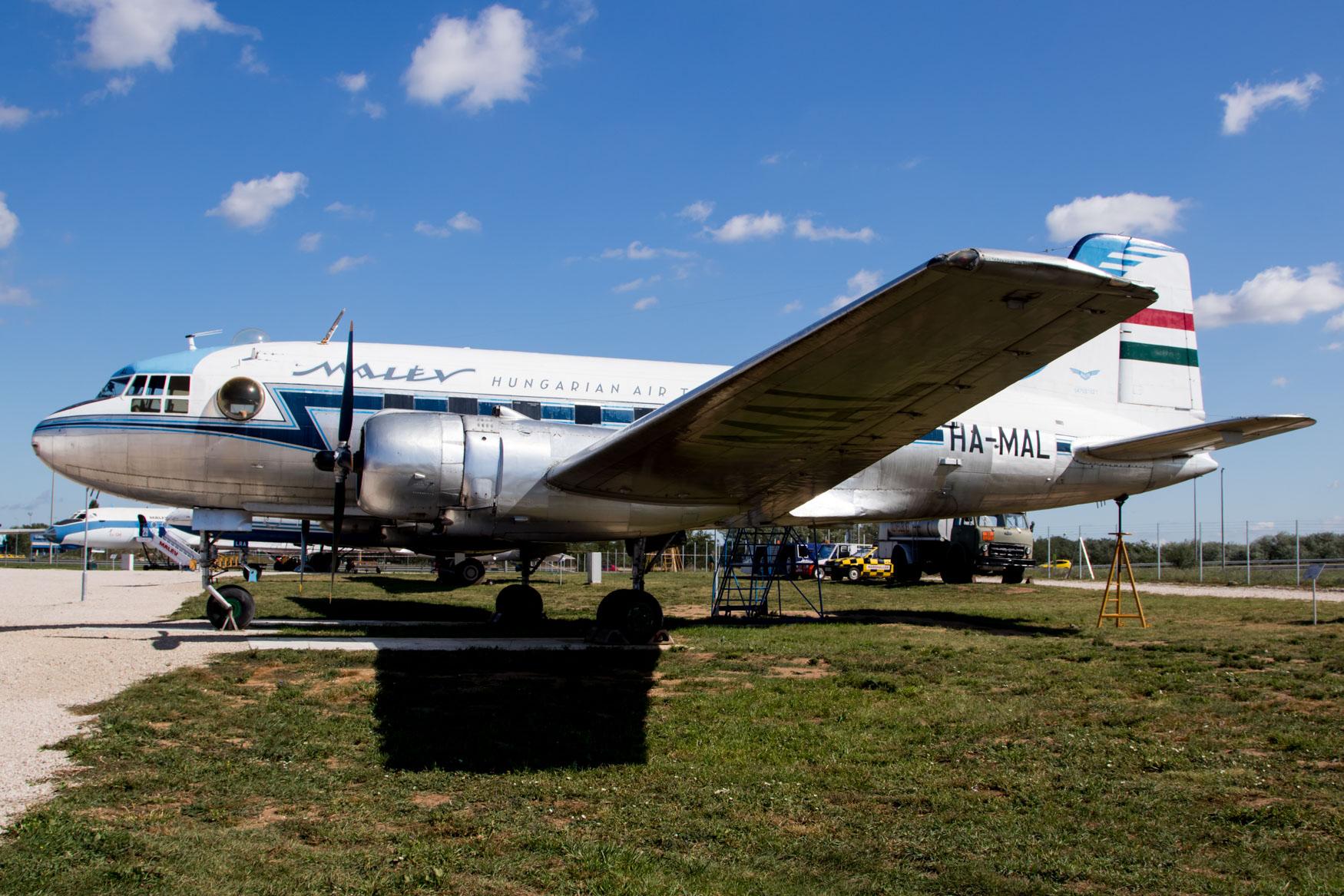 Malev Ilyushin Il-14