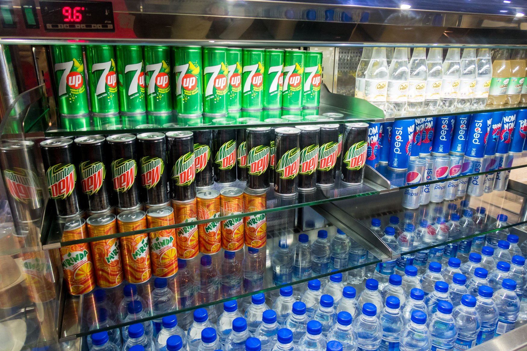 Allways Lounge Delhi Soft Drinks
