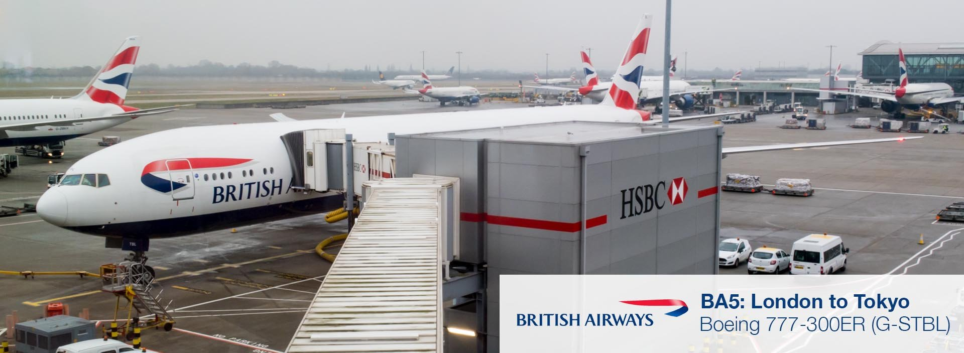 Flight Review: British Airways 777-300ER Economy Class from London Heathrow to Tokyo Narita
