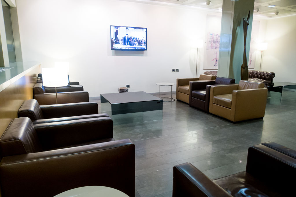 Club S.E.A. Sala Leonardo Linate Seating