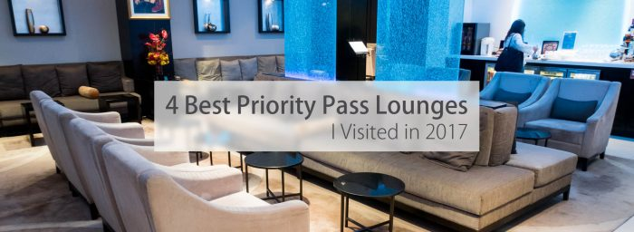 The Four Best Priority Pass Lounges I Visited in 2017
