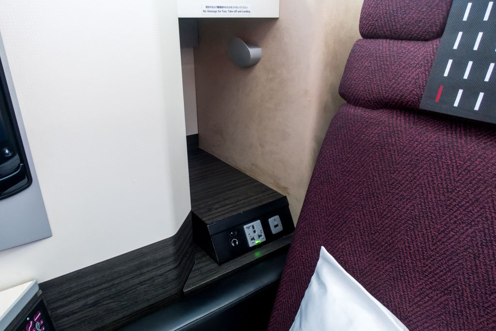 JAL Apex Suite Storage