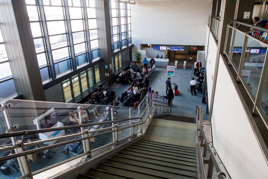 Tokyo Narita Airport Gate 64
