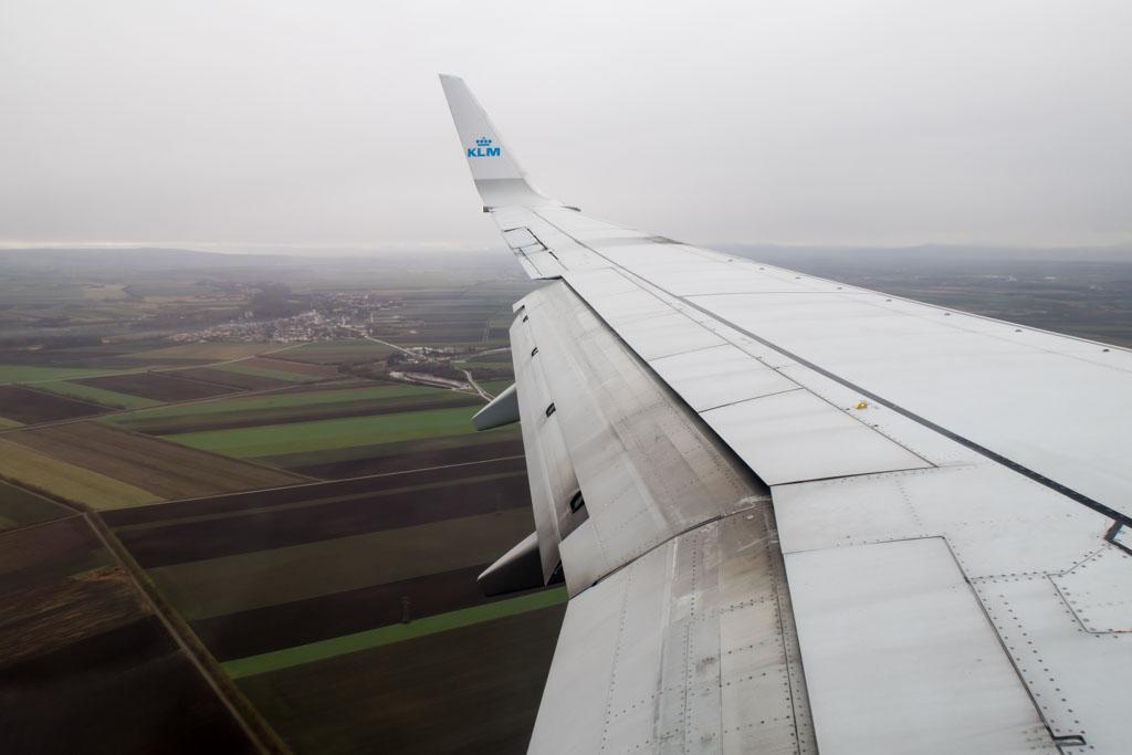 Seconds Before Landing