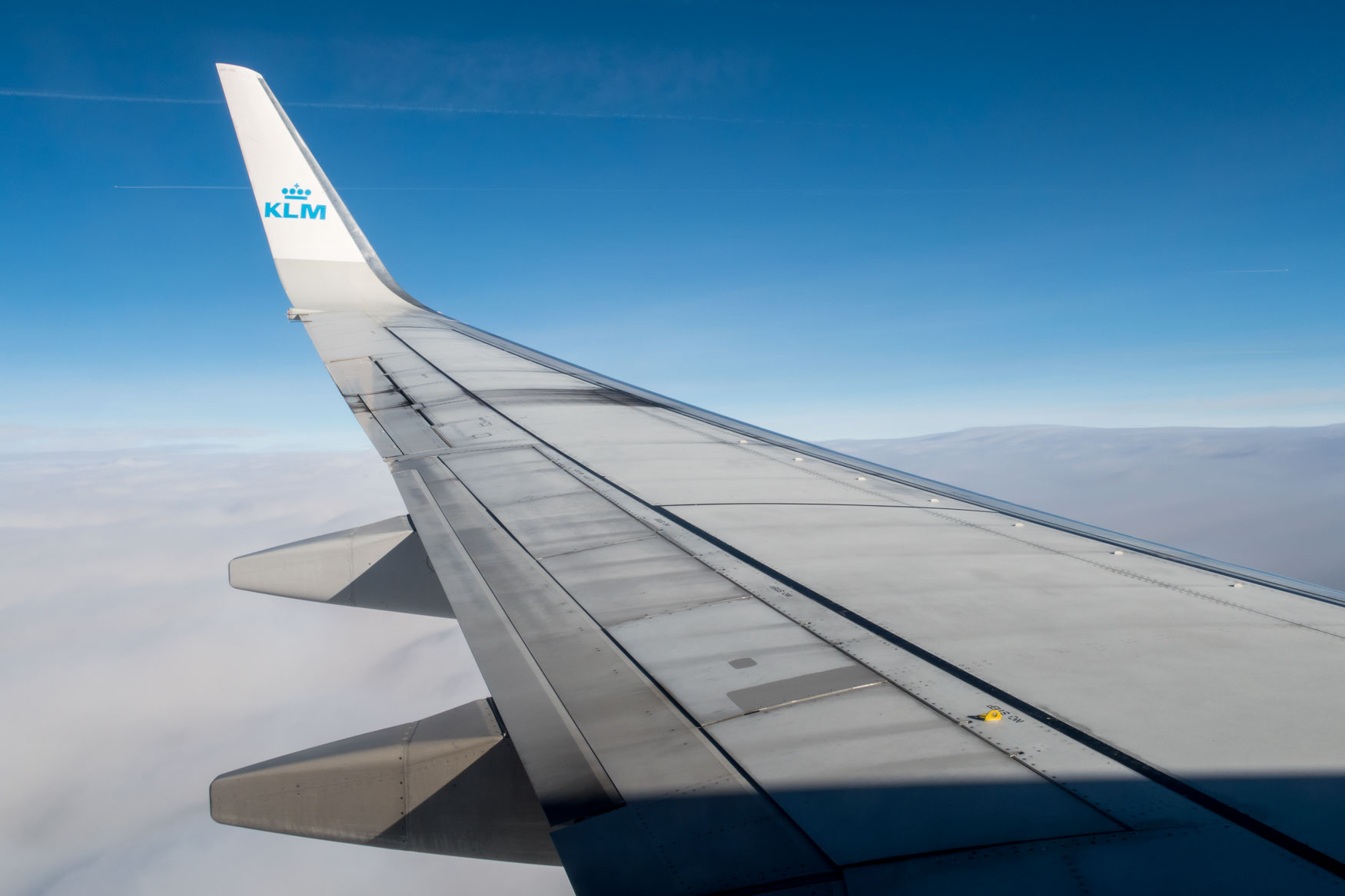 Cruising from Amsterdam to Vienna Onboard KLM