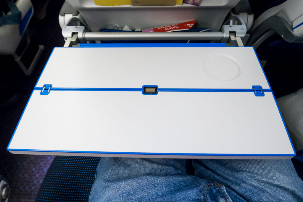 KLM Tray Table