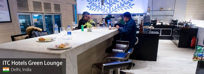 Lounge Review: ITC Hotels Green Lounge at Delhi Indira Gandhi International
