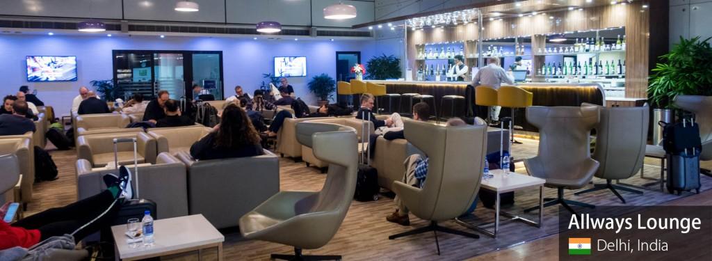 Lounge Review: Allways Lounge at Delhi Indira Gandhi International