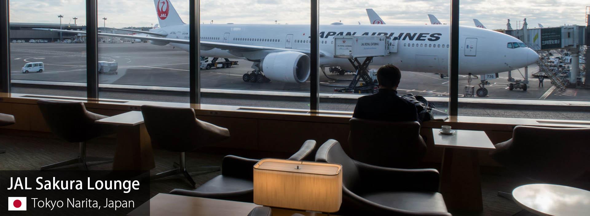 Review: JAL Sakura Lounge (International - Main Terminal) at Tokyo Narita