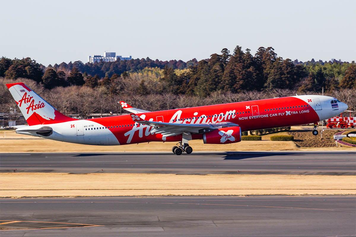 Thai AirAsia X to Increase Frequency of Bangkok Don Muang - Tokyo Narita Flights to Triple Daily