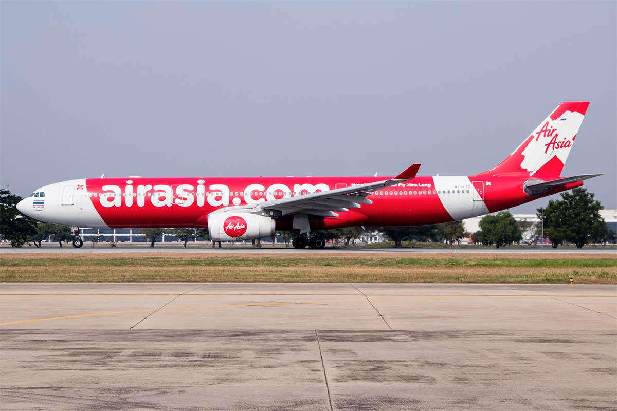 Thai AirAsia X Airbus A330-300