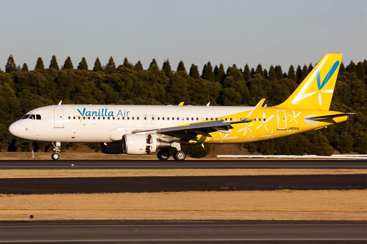 Vanilla Air A320