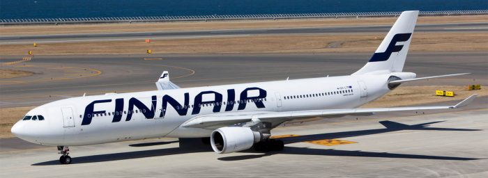 Finnair's Helsinki - Osaka Route to Operate Daily Year-Round Starting from Summer 2018