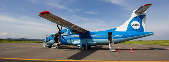 """Amakusa Airlines' Special """"Just Flying"""" Avgeek Fare: Ten Flights in One Day for Less Than 100 Dollars"""
