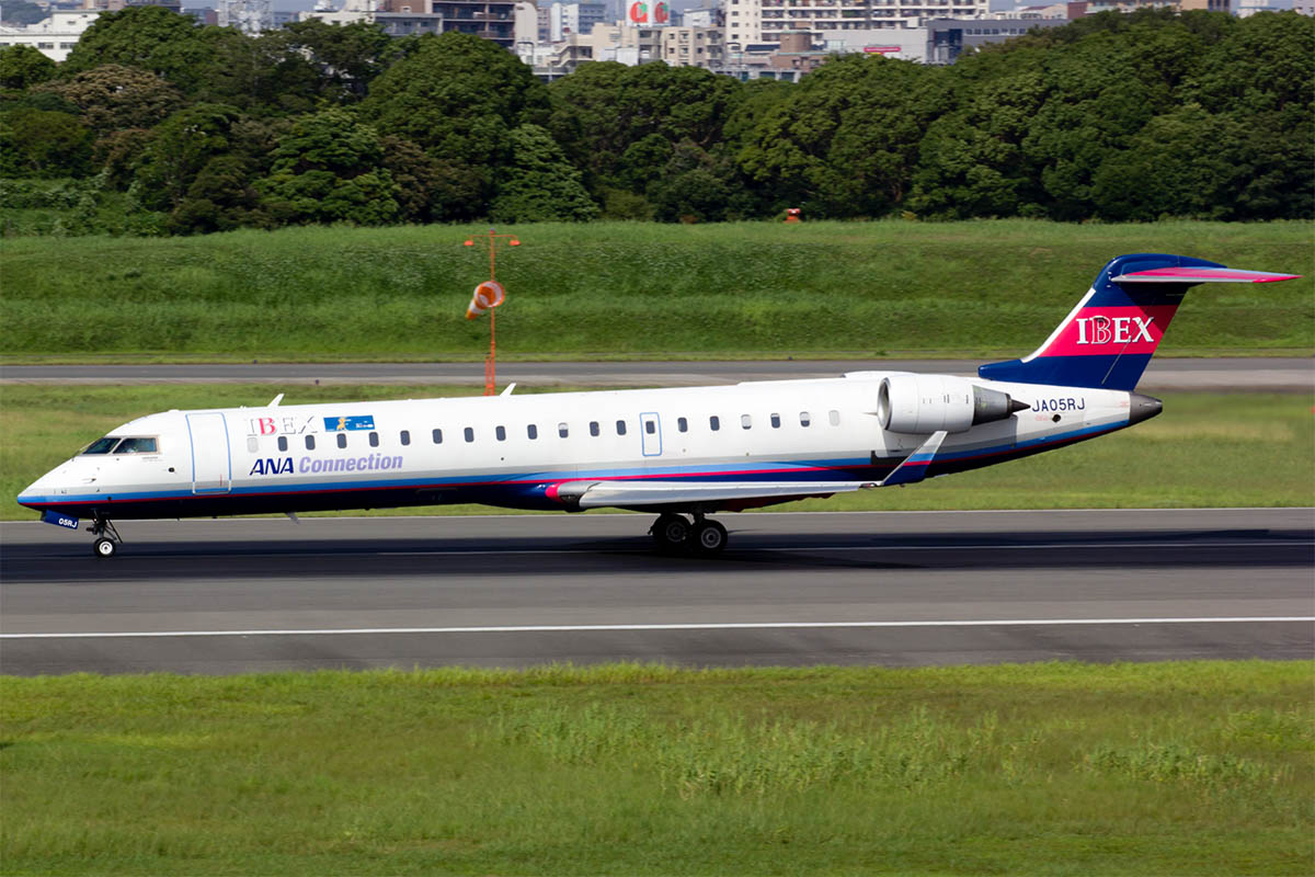 Ibex Airlines CRJ-700