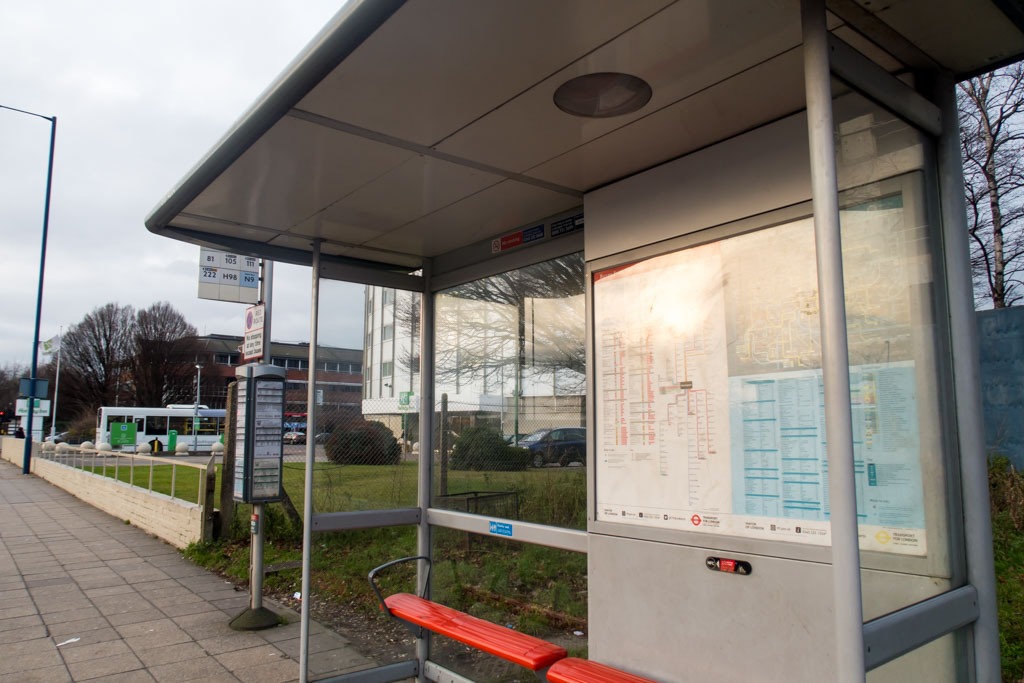 Harlington Corner Bus Stop