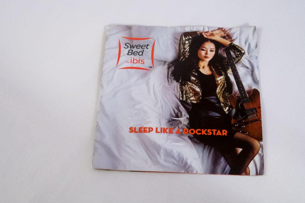 Sleep Like a Rockstar