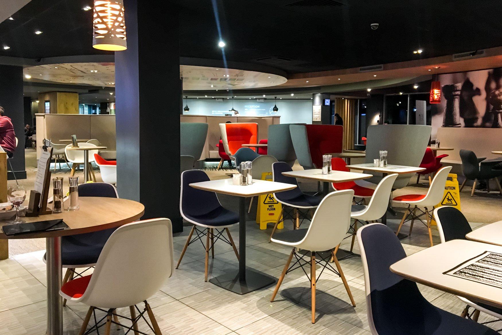 Ibis London Heathrow Restaurant