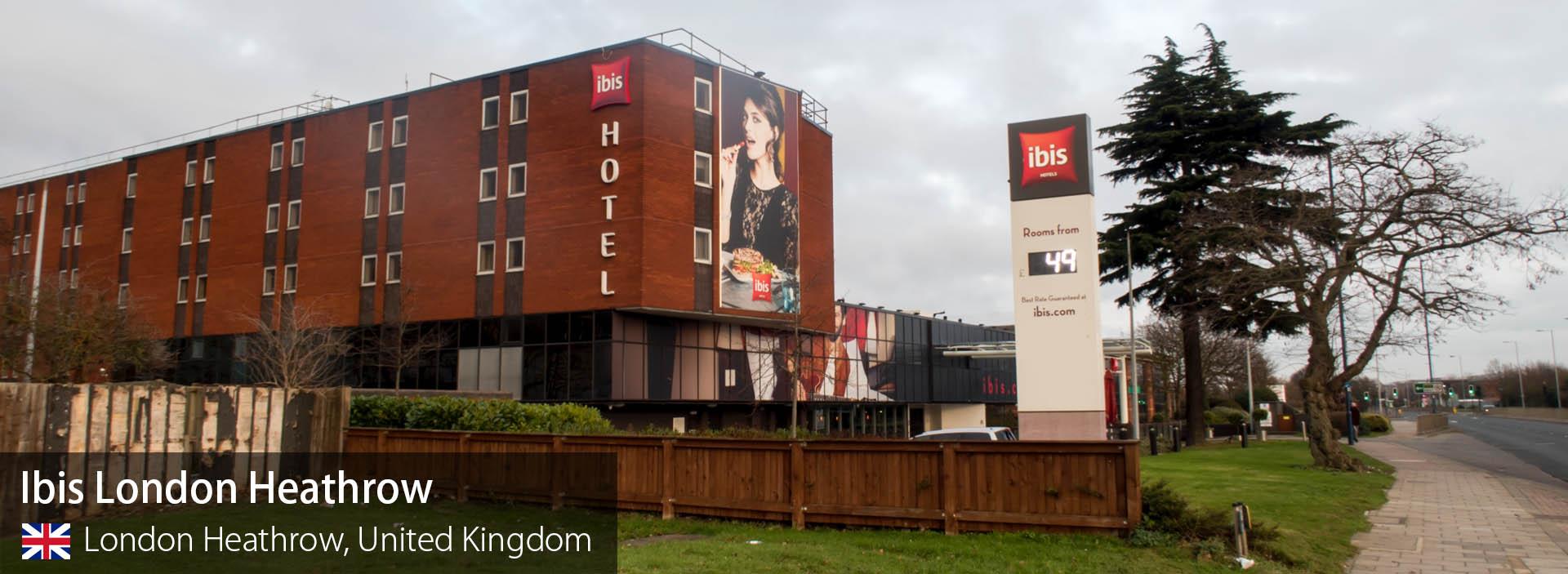 Airport Hotel Review: Ibis London Heathrow