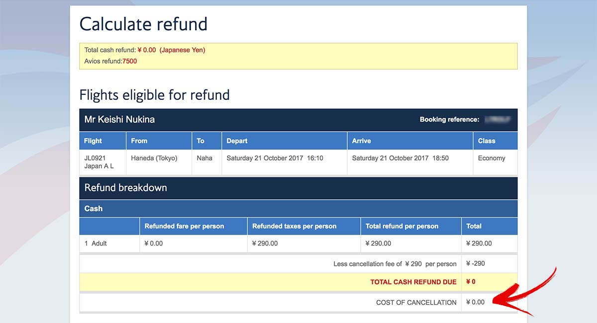 How Can I Cancel an Award Ticket Booked with British Airways Avios?