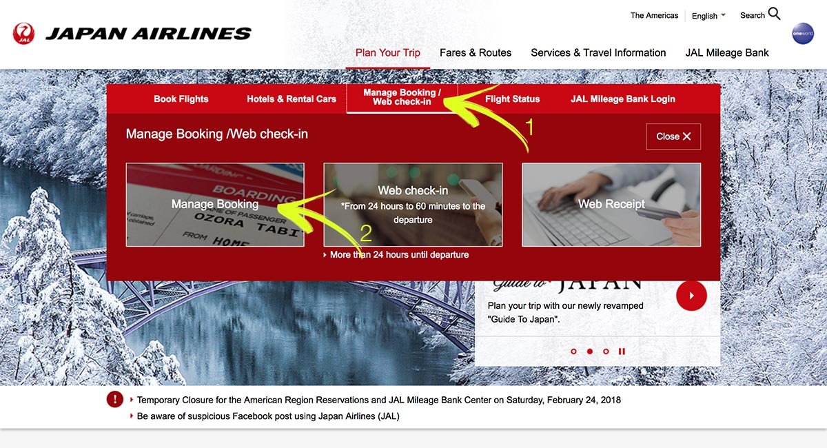 Select Seat on Japan Airlines Website for Avios Award Ticket