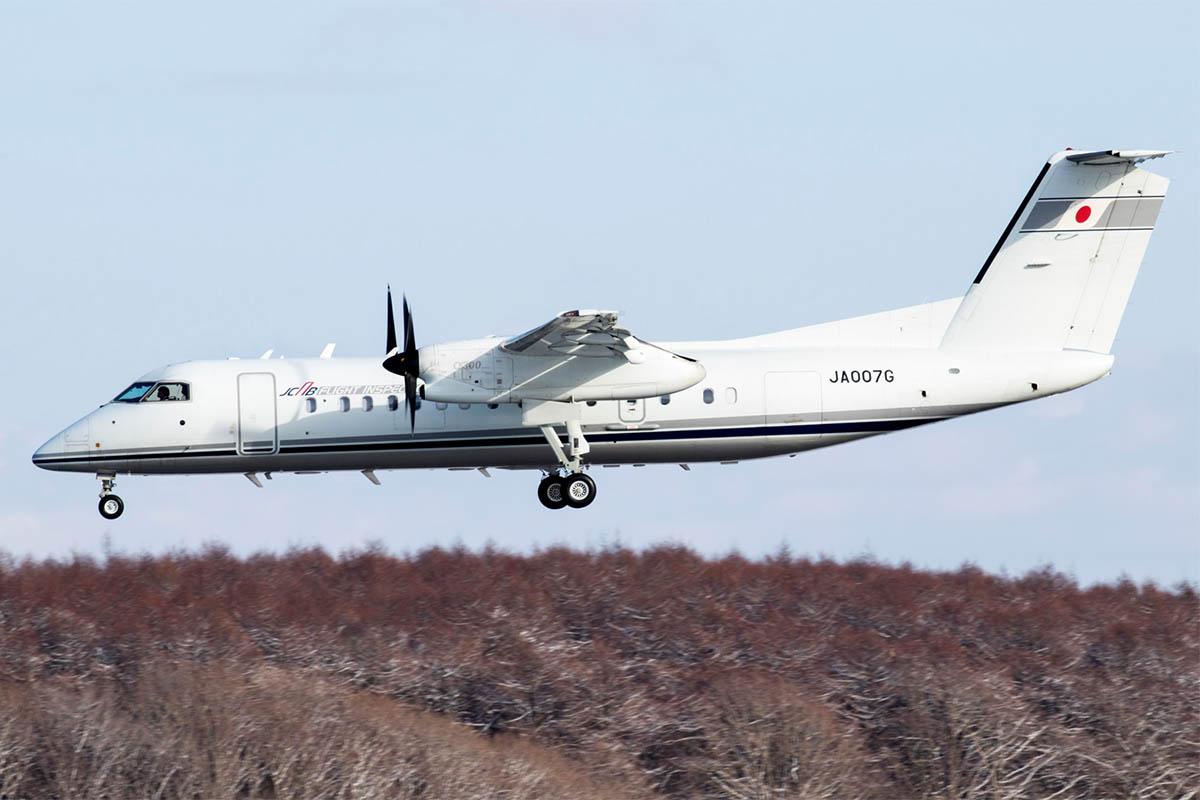 JCAB DHC-8-Q300