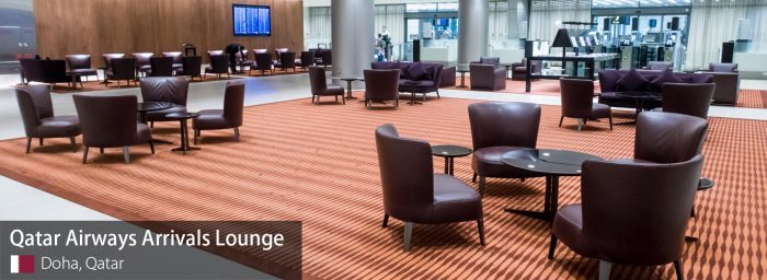 Lounge Review: Qatar Airways First and Business Class Immigration Facility and Arrivals Lounge at Doha