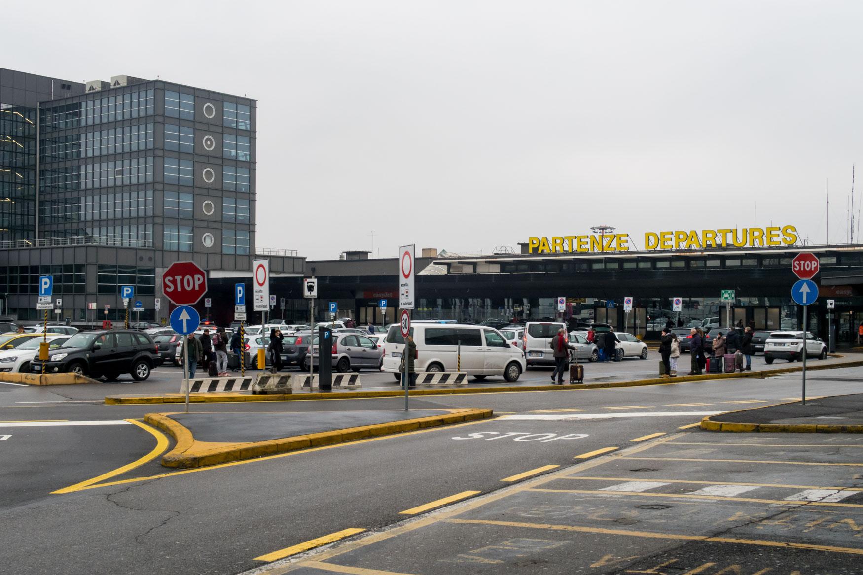 Milan Malpensa Airport Terminal 2