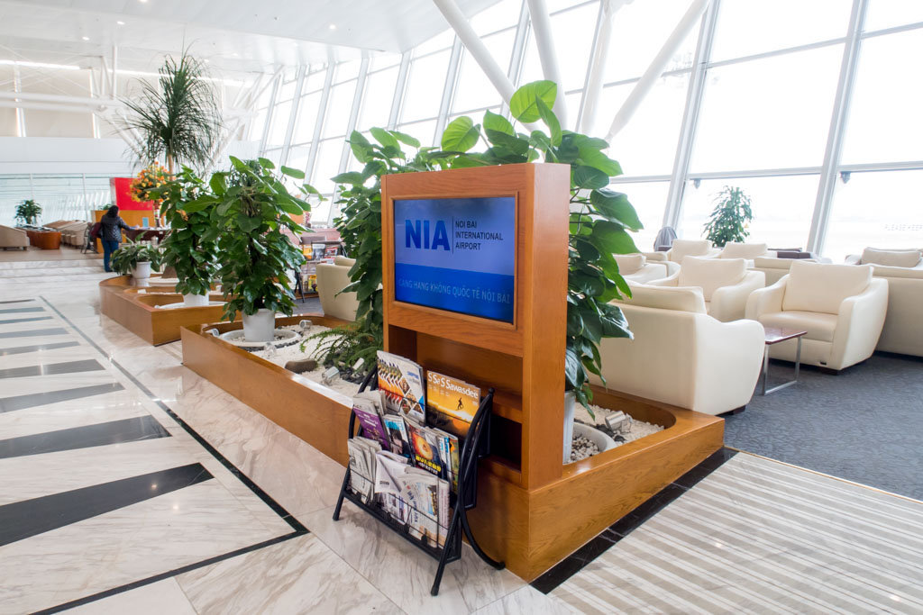NIA Business Lounge Seating