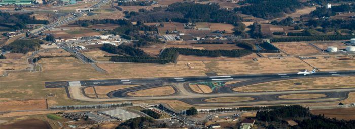 Narita Airport to Gradually Expand Operating Hours, Extend a Runway, and Get a Third Runway Around 2028