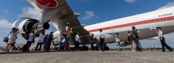 The Last Chance to See the JASDF 747 Up Close? The Next Chitose Air Festival to Be Held on July 22, 2018