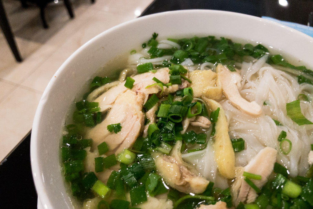 Hanoi Emerald Waters Hotel & Spa Chicken Pho