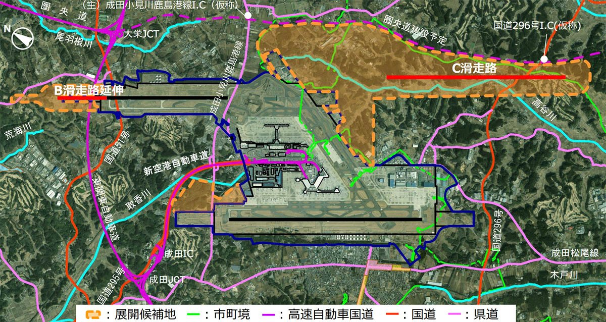 Narita Expansion Plan