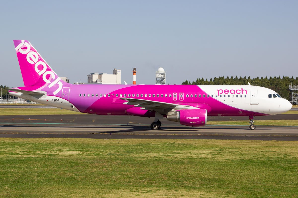 Peach Aviation and Vanilla Air to Merge by 2020 to Form the Largest Japanese LCC