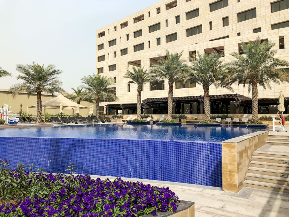 The Westin Doha Hotel & Spa Pool