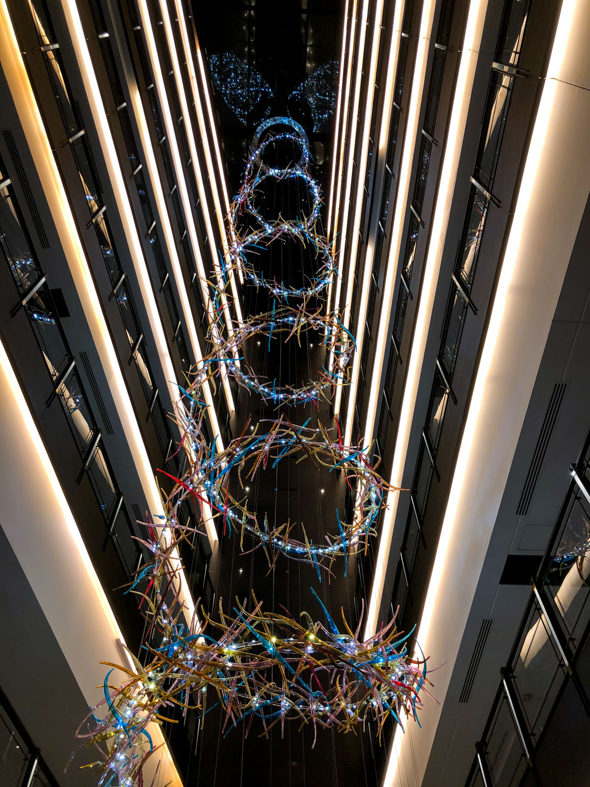 Westin Doha Hotel & Spa Atrium