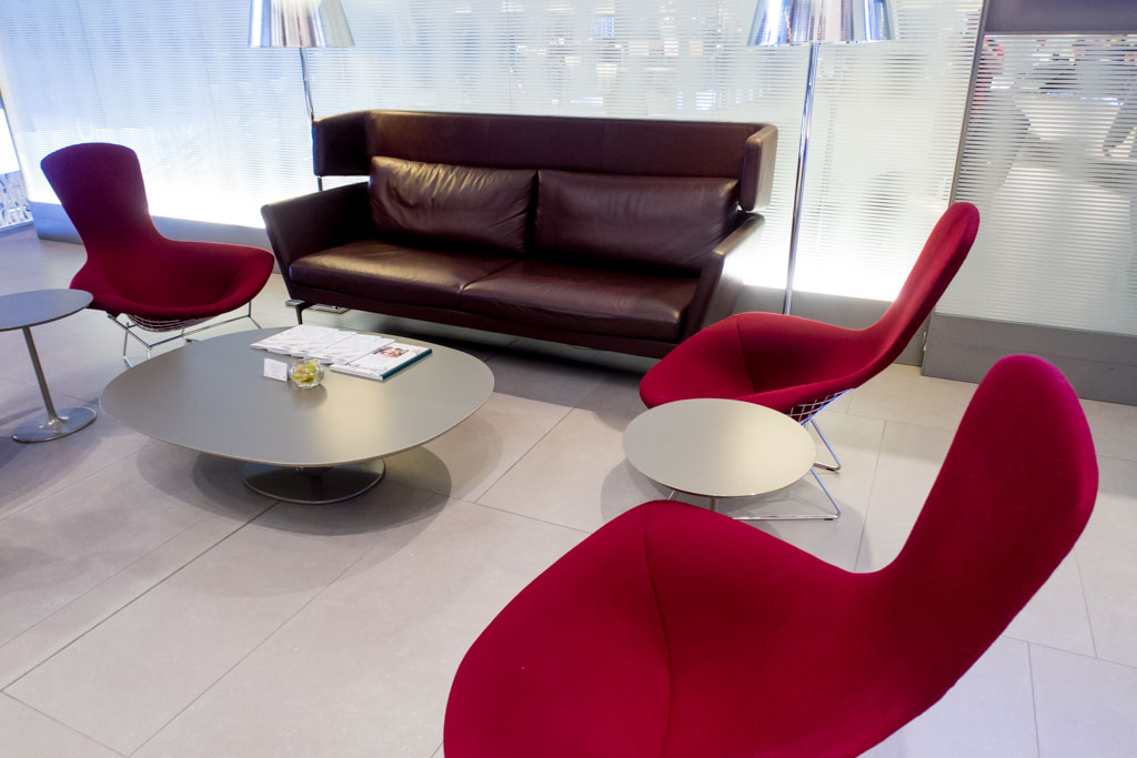 Seating Area in Al Mourjan Lounge's Reception