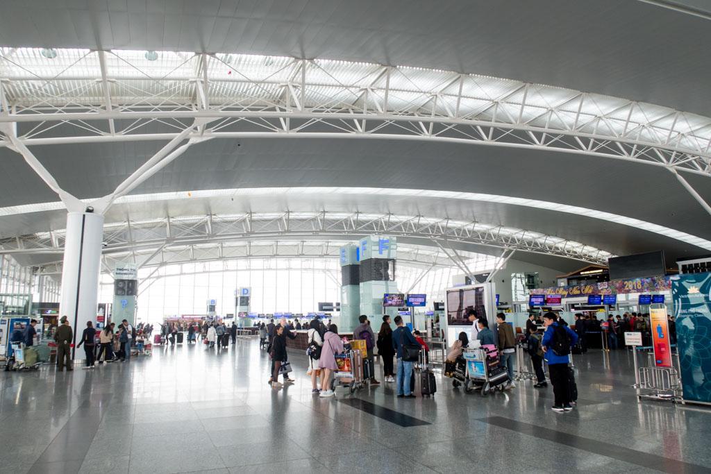 Hanoi Noi Bai Airport Terminal 2