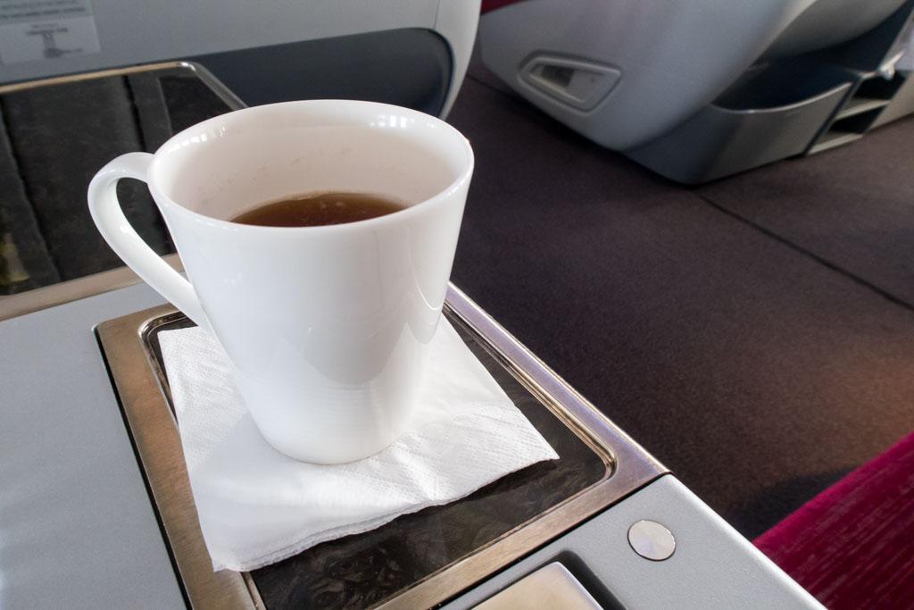 Tea Onboard QR