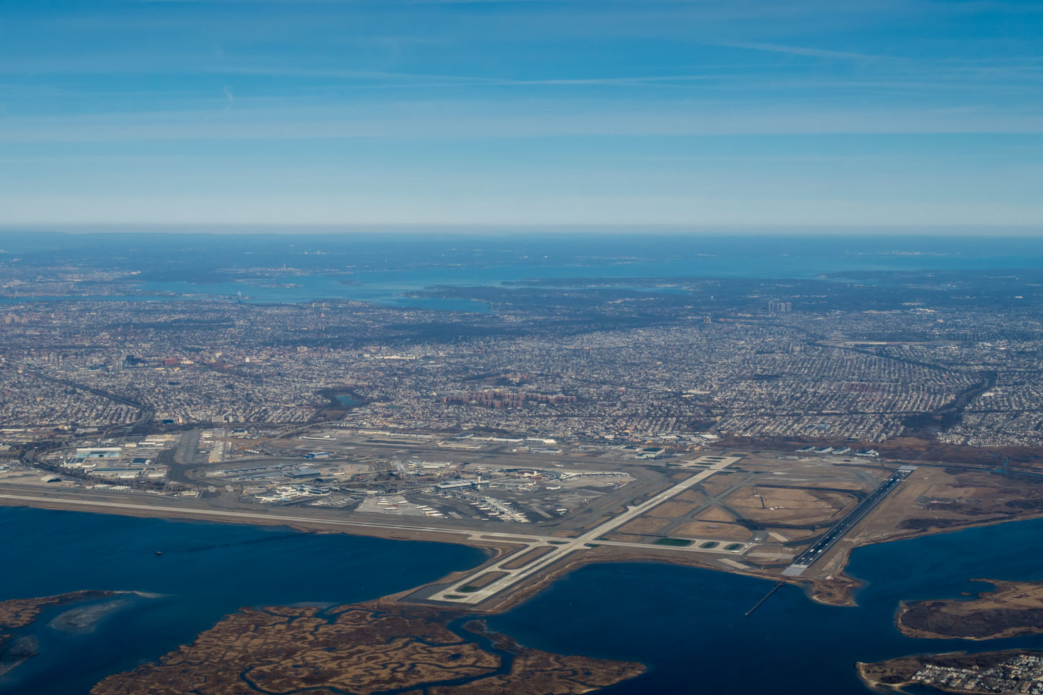 New York JFK Airport Overview