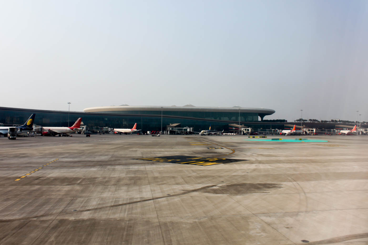 Mumbai Airport Air India Terminal 2