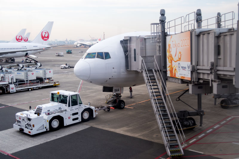 JAL 777-300