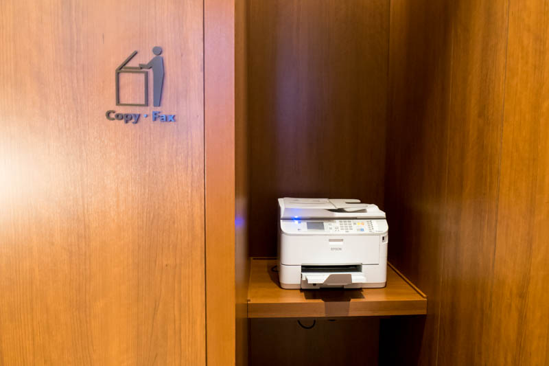 Copy and Fax Machine