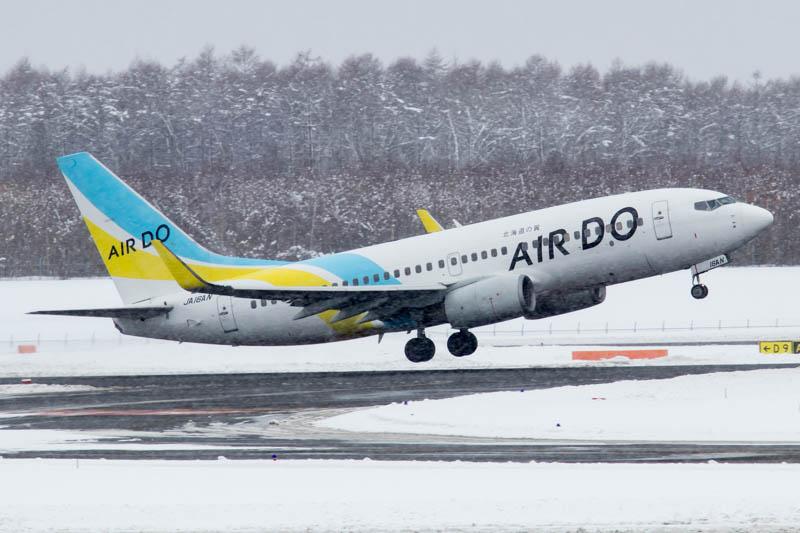 Air Do 737