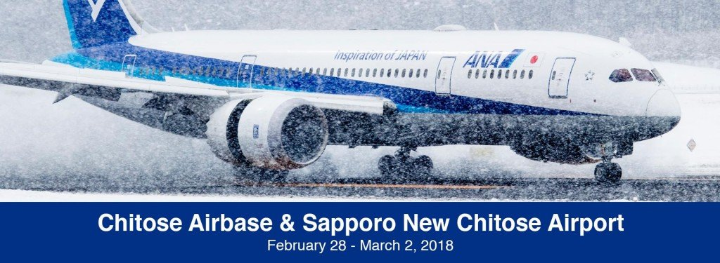 Spotting Report: A Couple of Days at Sapporo New Chitose Airport and Chitose Airbase