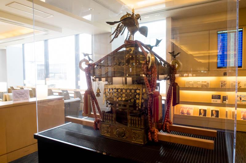 Tokyo United Club Decoration
