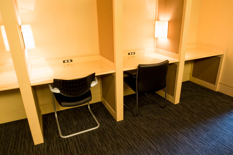 Work Booths