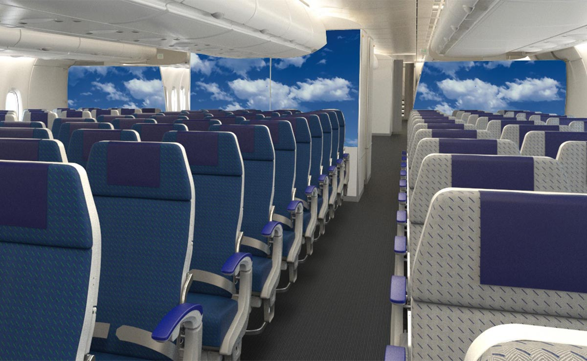 ANA A380 Hawaii Theme