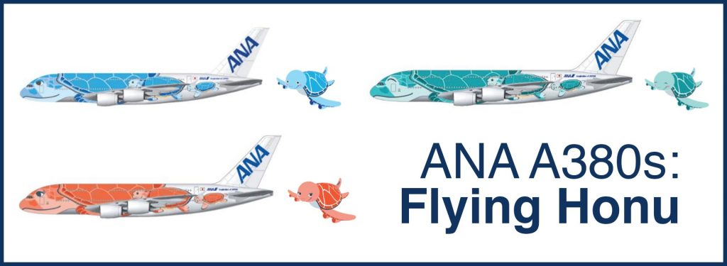 Each of ANAs Upcoming A380s Will Wear a Different Livery (...and Some More Details)