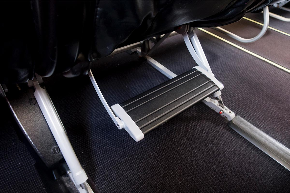 Inflatable Leg Rest for Flights: Useful or Gimmicky?